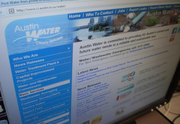 Austin Water Utilities is expecting more pipe breaks from the summer heat.