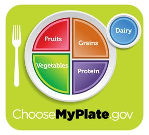 The U.S. Department of Agriculture's new nutrition icon, MyPlate, replaces the food pyramid after 19 years.