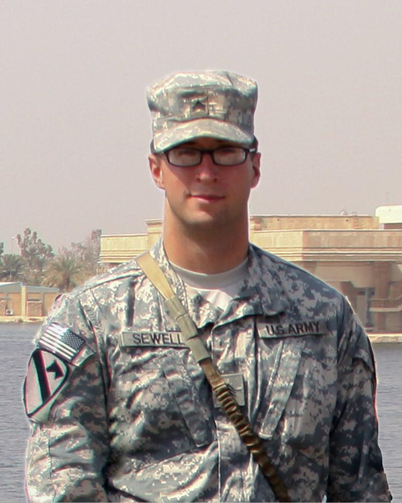 Seargent Glenn M. Sewell