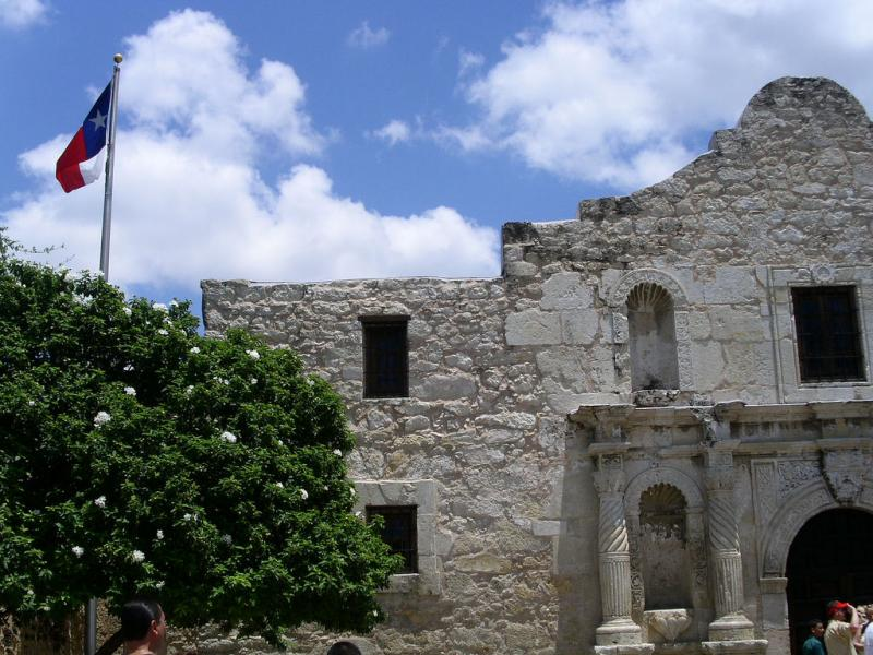 San Antonio tourism officials hope F1 tourists are interested in seeing sights such as the Alamo.