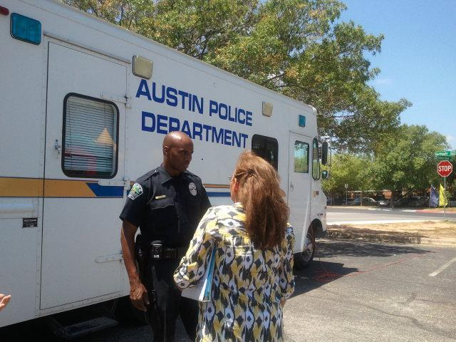 "Austin Police have committed to ""restoring"" the Rundberg Neighborhood."