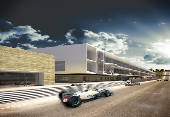 The local organizing committee for F1 racing in Austin shifted into a higher gear Saturday.