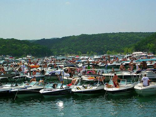 The City of Jonestown has issued some new boating rules for Devil's Cove on Lake Travis.