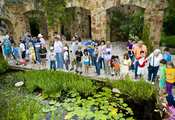 Sunday will be the fourth year the Lady Bird Johnson Wildflower Center will pay tribute to their namesake with a free all day event for children and families.