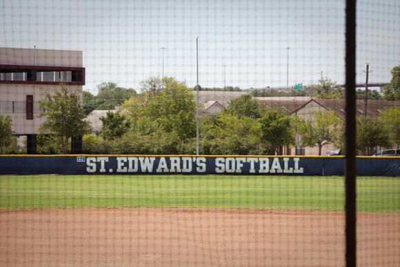 St. Edward's University names a pair of former UT Longhorns to lead their softball program.