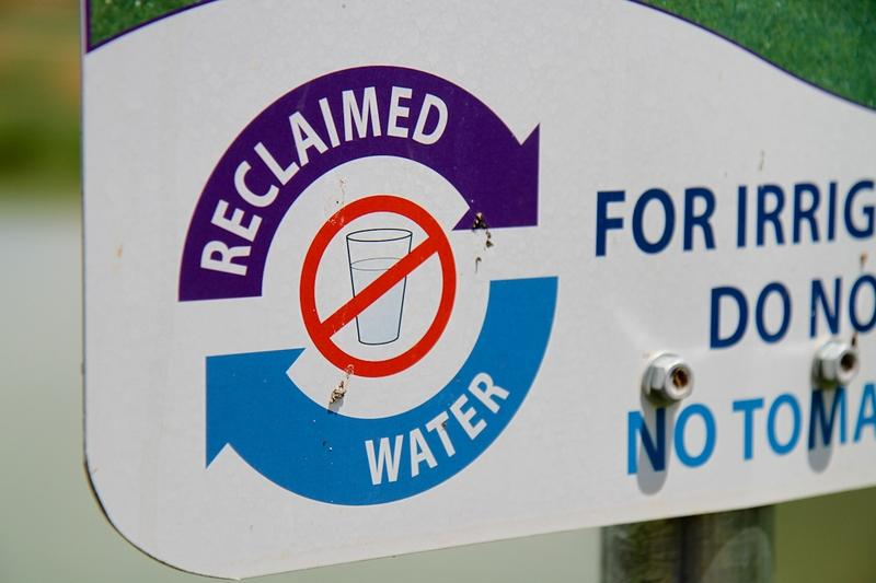 The Chester W. Ditto Golf Course in Arlington, Texas, recently began using reclaimed water from Fort Worth's wastewater treatment plant.