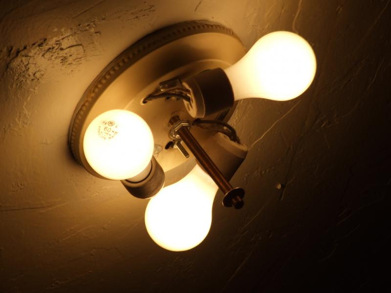 Incandescent bulbs like these would be phased out in 2012 under existing federal regulations.