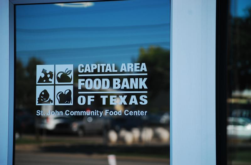 The Capital Area Food Bank operates remote food centers, but its main distribution hub on South Congress is slated to move to a new, larger facility in 2013.