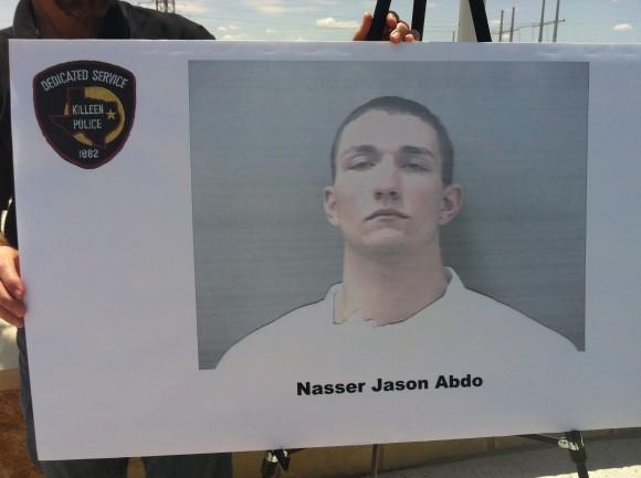 Killeen Police released a mug shot of Nasar Abdo, the soldier accused of planning an attack on Fort Hood soldiers. He was indicted on three charges Tuesday.