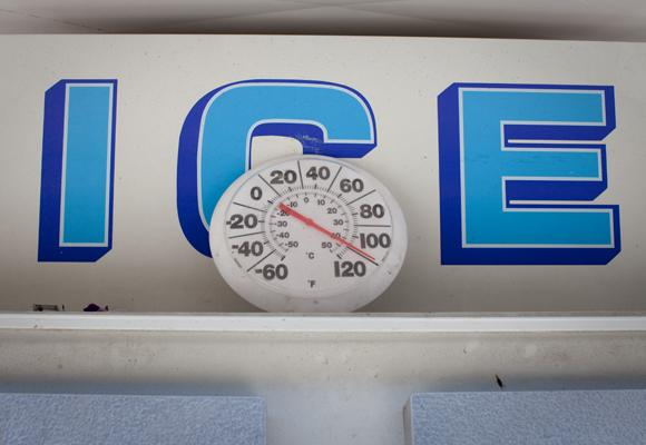 Temperatures will be well into the 100s all week resulting in high numbers of electricity usage.