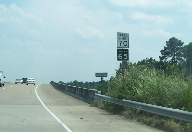 Night time speed limits will be eliminated and some 70 mph zones could be increased to 75 mph under HB 1353.