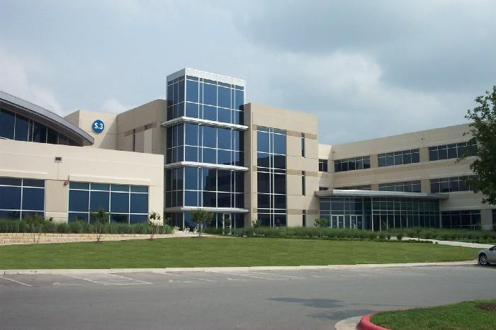 Dell headquarters in Round Rock