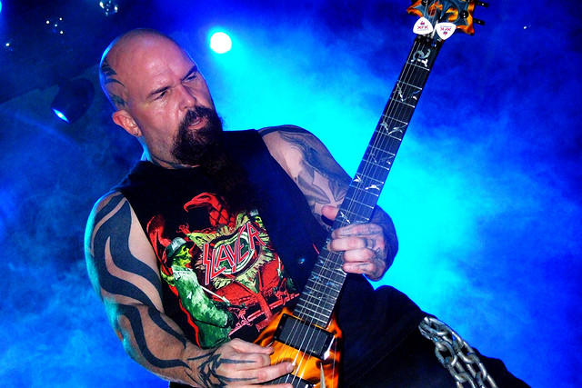 This year's Fun Fun Fun Fest will include thrash metal legends Slayer.