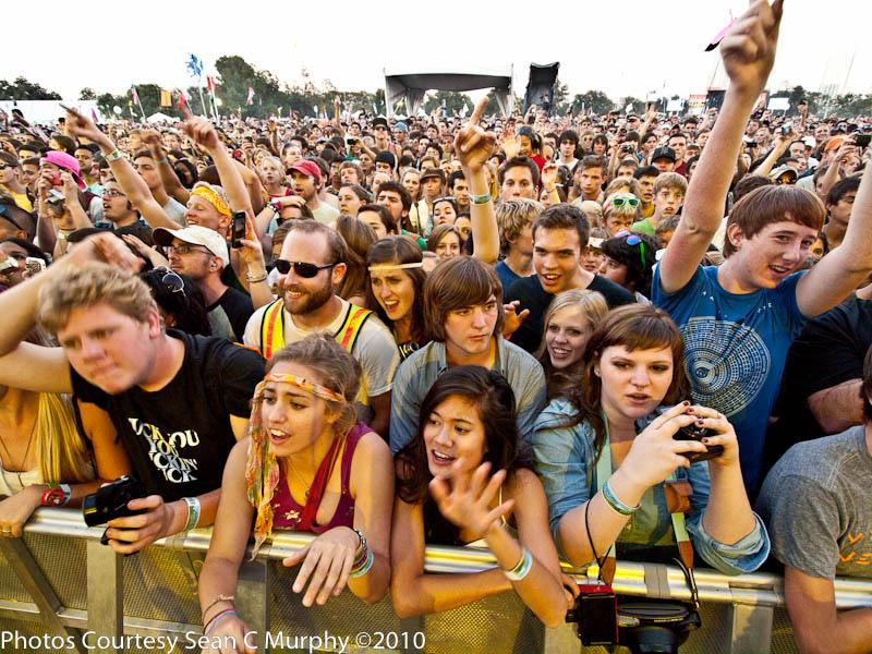 ACL concert goers in 2010