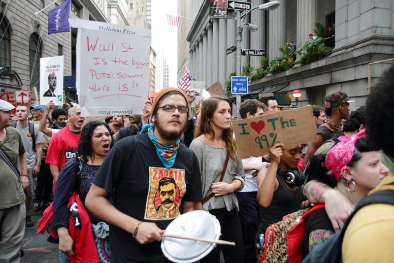 The Occupy Wall Street protest in New York City is spawning similar demonstrations in Austin and across the U.S.