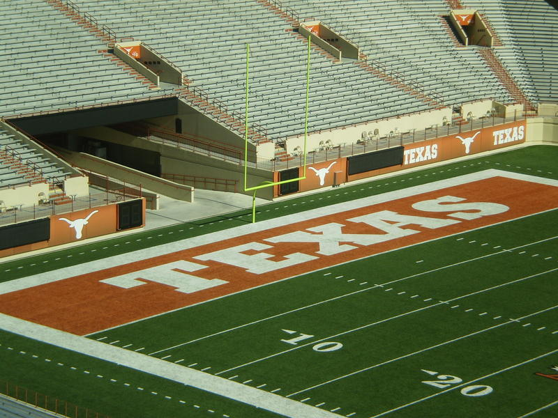 U.T. hosts Kansas this weekend in college football. But watching it on TV won't be an option for many Austinites. Time Warner Cable and ESPN continue to negotiate over the Longhorn Network.