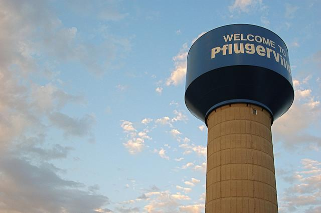 The City of Pflugerville is holding a series of hearings on a proposed price hike in water rates.