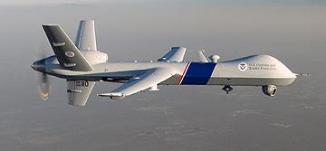 A second unmanned drone is being sent to patrol Texas' 1, 254-mile border with Mexico.
