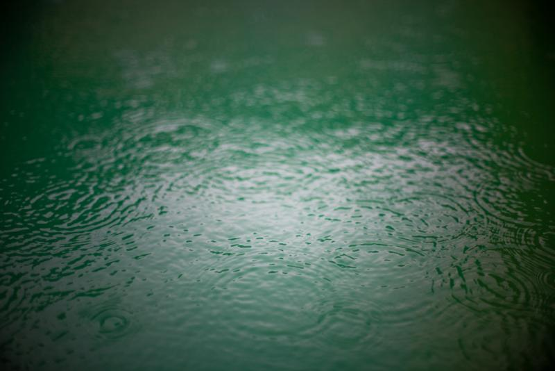 Rainfall over the weekend was the heaviest Austin has seen since June.