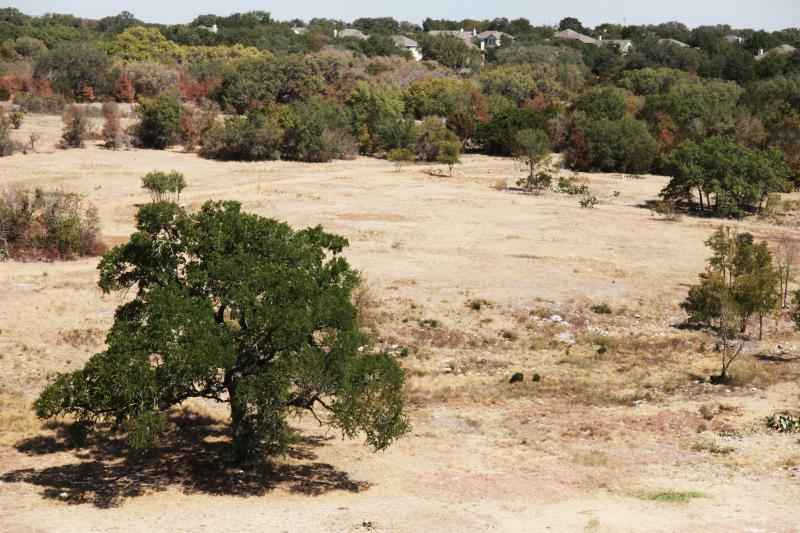 The Texas drought has lasted for a year, and climatologists don't expect it to end anytime soon.
