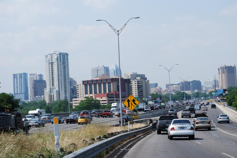 Transportation officials will take input on ideas to ease congestion along I-35 through Austin at an open house today.