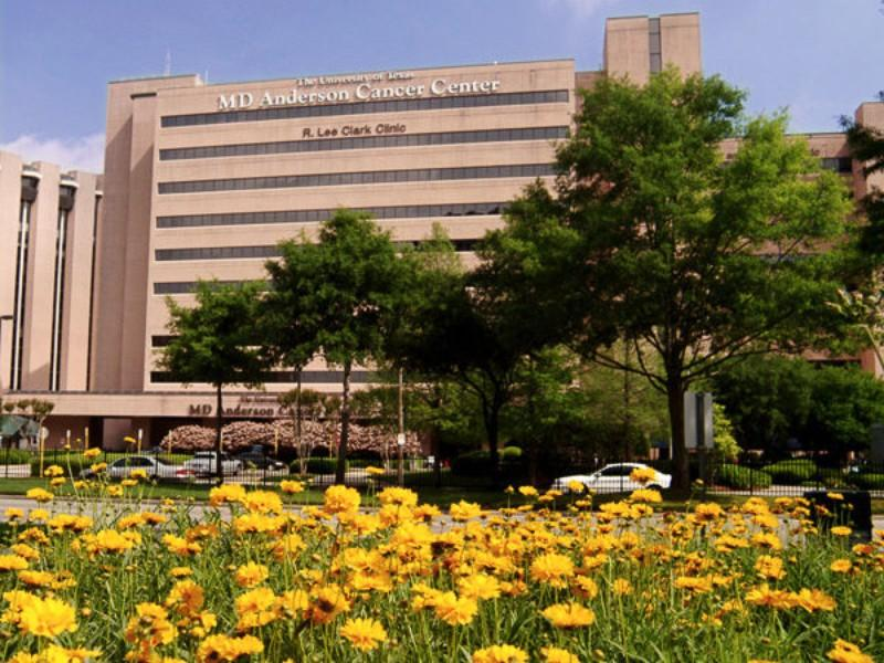 The new Institute for Applied Cancer Science will be located at the south campus of M.D. Anderson Cancer Center in Houston.