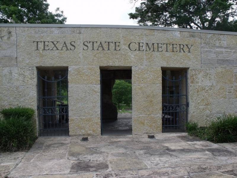 The Texas State Cemetery Committee asked the Attorney General whether they had the authority to regulate where bikes can travel through the historic site.