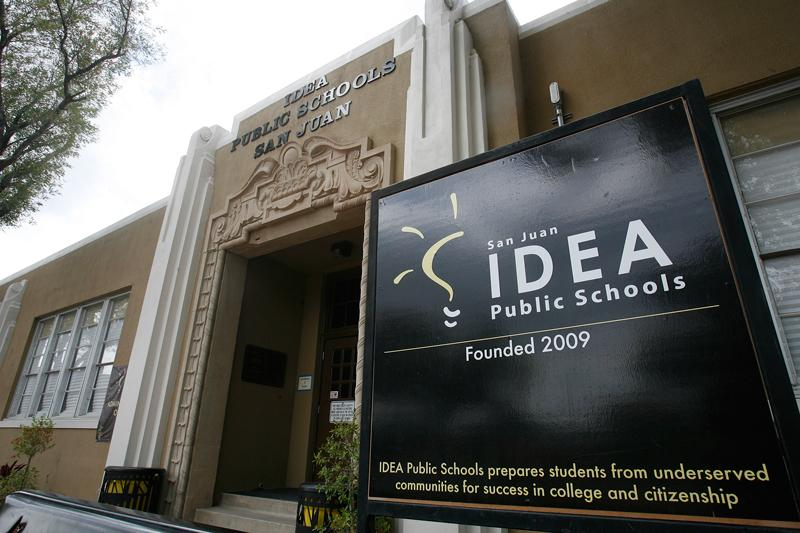The San Juan Campus of Idea Public Schools