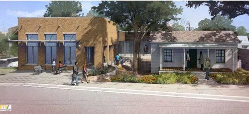 The African American Cultural and Heritage Facility is slated to open this summer.