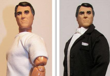 "The Rick Perry action figure comes in ""regular man"" and ""executive"" outfits."