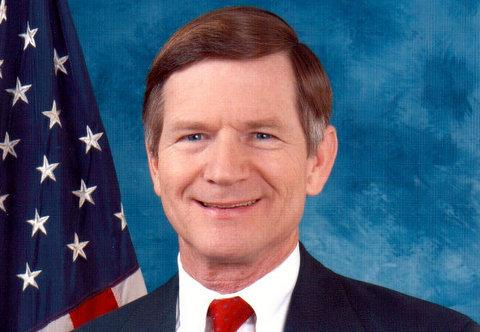Rep. Lamar Smith's photo is featured in a rapidly proliferating meme attacking his SOPA sponsorship.