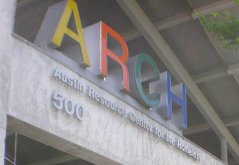 The Austin Resource Center for the Homeless  is one of few shelters for the city's homeless.