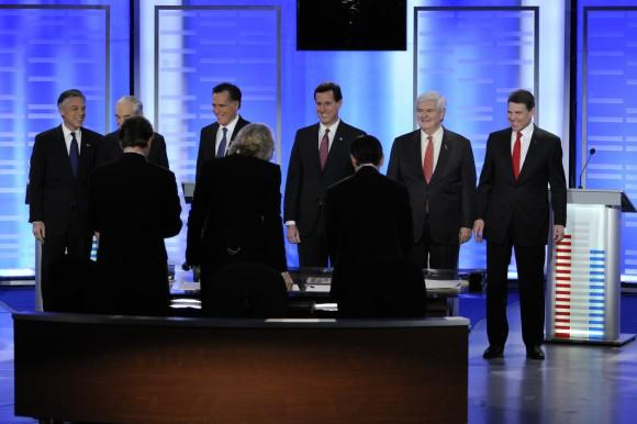 ABC News hosted a GOP presidential Primary debate over on Saturday.
