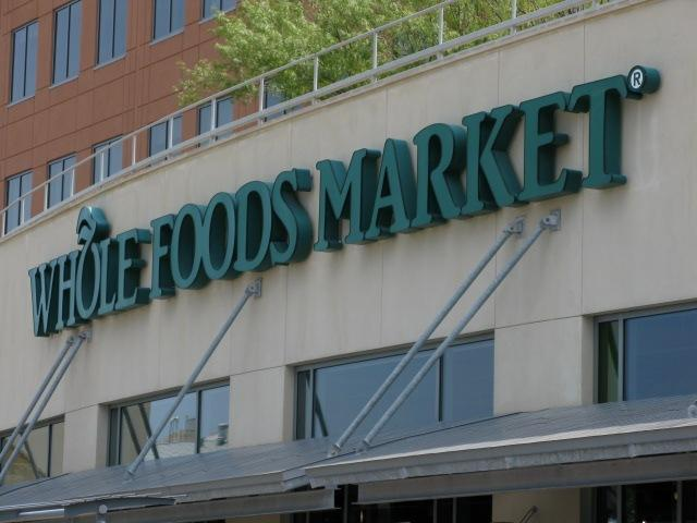 Whole Foods is testing intelligent shopping carts at a local store.