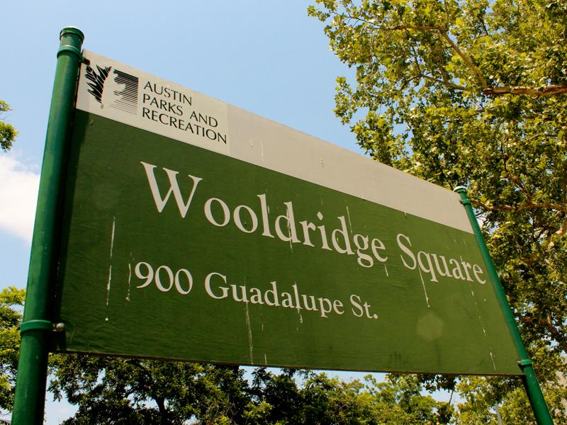 Landscape and irrigation improvements will close Wooldridge Park for several months.