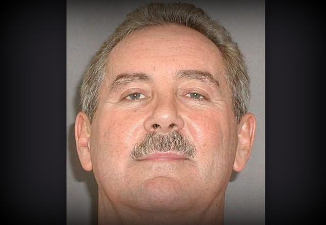 A 2009 mug shot of Allen Stanford.