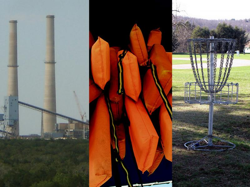 Texas power plants face new air quality controls; LCRA promotes water safety with life jacket giveaway; New disc golf course opens Saturday.