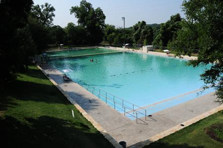The Deep Eddy Pool closed in November to undergo renovations.