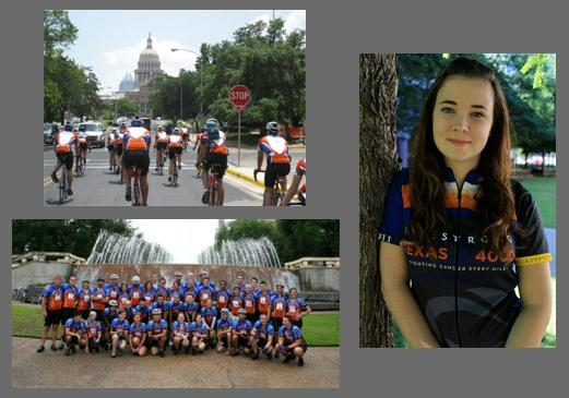Julia Shatilo, pictured right, will embark on a biking journey to Alaska with her teammates to raise awareness and money for cancer research.