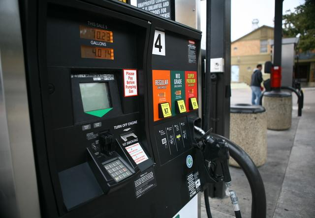 After a recent lull, gas prices are inching back up locally and statewide.