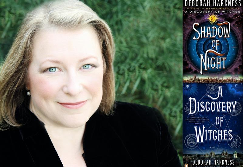 """Blending the fantastic with the real:"" Author Deborah Harkness talks about her ""All Souls"" trilogy."