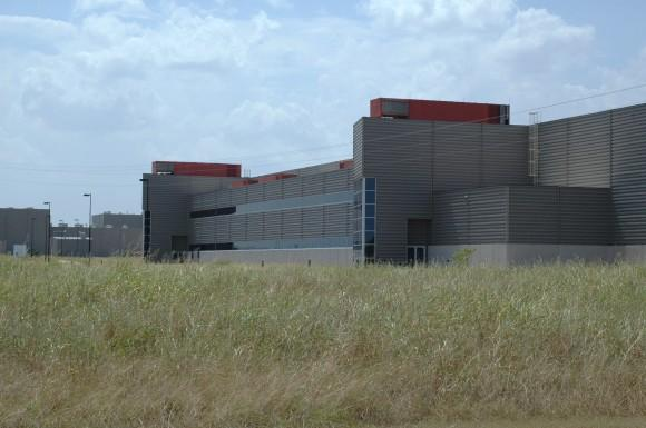 The Superconducting Super Collider site in Waxahachie, Texas in 2008.