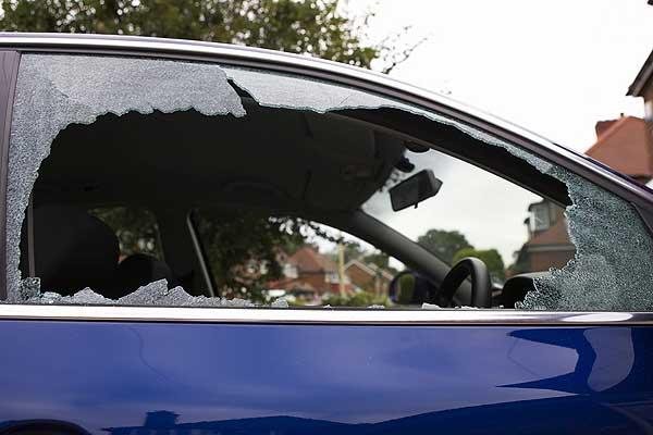 """Don't let this happen to you: Austin police urge extra caution during """"Watch Your Car"""" month."""