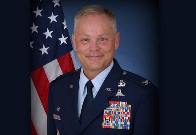 Colonel Glenn E. Palmer has been relived of command at Lackland Air Force Base in San Antonio