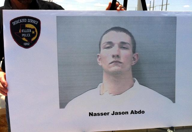 Private First Class Naser Jason Abdo was supposed to appear for sentencing yesterday but requested more time to prepare.