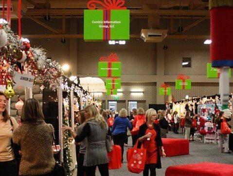 "The 2011 ""Christmas Affair"" drew thousands of shoppers to the Palmer Events Center."