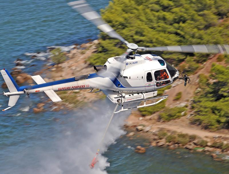 APD wants to a new helicopter like the one pictured, in part, so they can better respond to emergencies like grass fires.