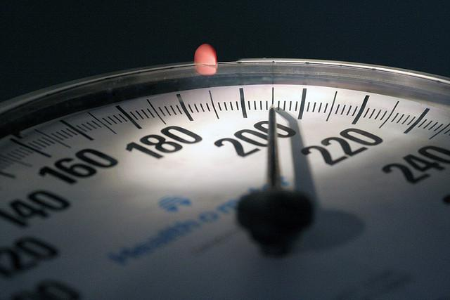 Tipping the scales: More than one-third of Texans list themselves as obese in a new study.