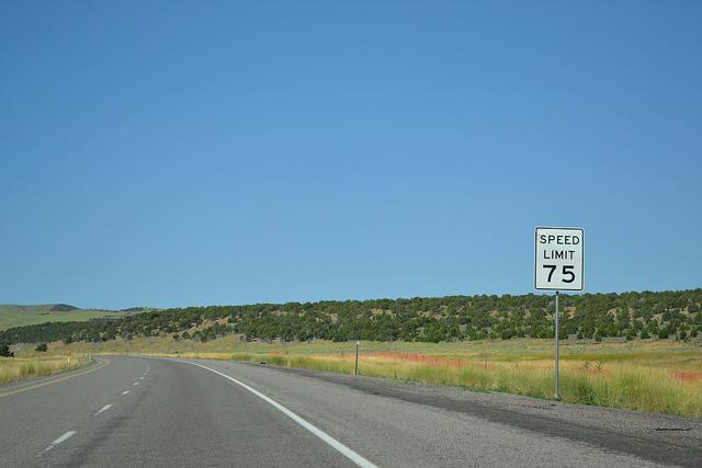 Drivers will soon be able to go 75 mph on a Central Texas toll road.