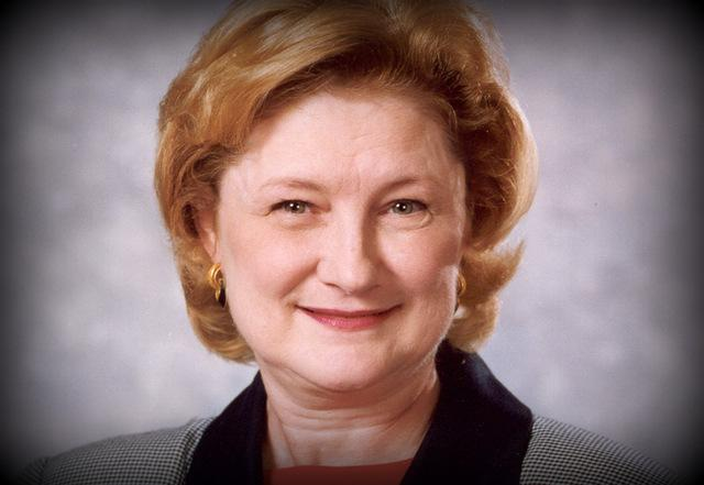 Ann Arnold was the first female press secretary for a Texas governor,